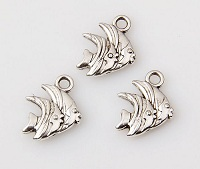 Angel Fish Charm