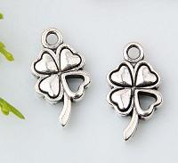 4 Leaf Clover Style 2 Charm