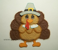 Pilgrim Turkey Boy Tear Bear
