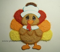 Pilgrim Turkey Girl