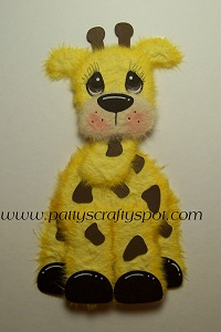 Giraffe Tear Bear