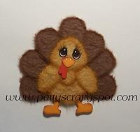 Baby Thom Turkey