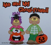 Me And My Ghoul Friend