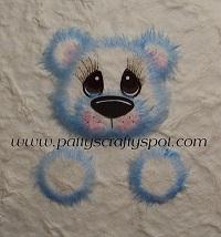 Polar Bear Peeker 2