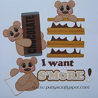 I Want S'More Bears