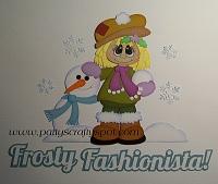 Frosty Fashionista