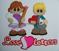 Love Letters Boy and Girl