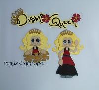Drama Queen Blonde