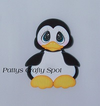 Tiny Treasures Penguin