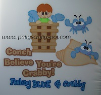 Crabby Kids Boy Set