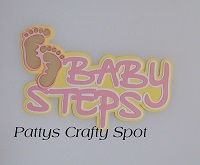 Baby Steps - Girl - Title