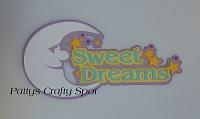 Sweet Dreams - Title