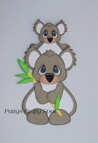 Tiny Treasures Koala