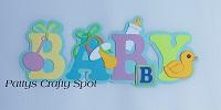 Baby Title Boy Colors