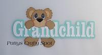Grandchild Title - Boy Colors