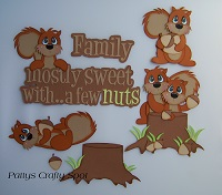 Family Mostly Sweet With A Few Nuts