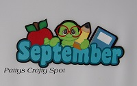 Month Title September