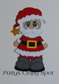 Bobble Buddies Santa