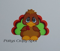 Bobble Buddies Turkey