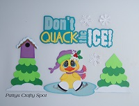 Don't Quack The Ice