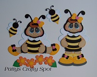 Lady Bee's Girls