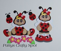 Lady Bug's Girls