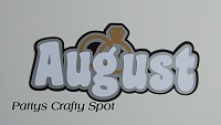 August Wedding Title