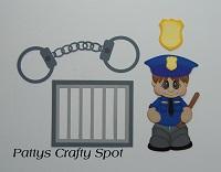 Boy Police Set
