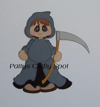 Grim Reaper Kid