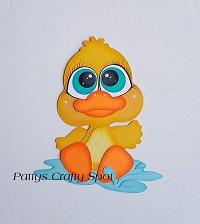 Cutie KaToodles Duck