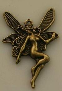 Bronze Fairy Charm