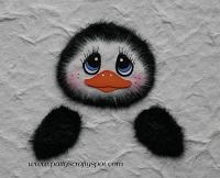 Penguin Peeker
