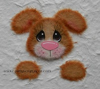 Bunny Rabbit Peeker
