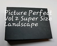 Picture Perfect Vol 2 Landscape Super Size by Pattys Crafty Spot