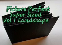 Picture Perfect Vol 1 Landscape Super Size by Pattys Crafty Spot