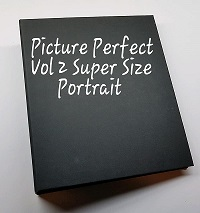 Picture Perfect Vol 2 Portrait Super Size by Pattys Crafty Spot