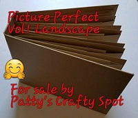 Picture Perfect Vol 1 Landscape by Pattys Crafty Spot