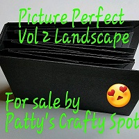 Picture Perfect Vol 2 Landscape by Pattys Crafty Spot