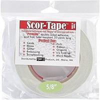 "Scor Tape 5/8"""