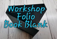 Workshop Folio Book Blank
